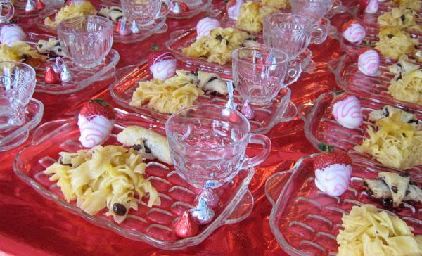 Tea Party Cups